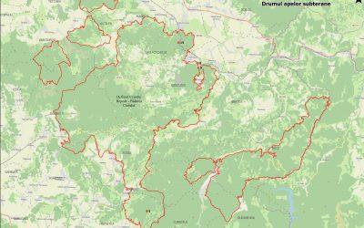 Situl Natura 2000 ROSCI0062 Defileul Crișului Repede – Pădurea Craiului ( Traseu Tematic – Drumul apelor subterane)